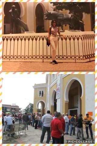 Plaza de Toros,  Maracay,Venezuela 1990 Plaza de Toros, Maracay, Venezuela 2019